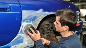 Car body repairs | Highgate Garage, Whitchurch